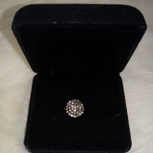 Jewelry - diamond ring (100% natural diamonds)